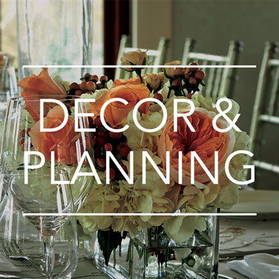 A tablescape designed to showcase Decor & Planning services for events and meetings in Waterloo Region