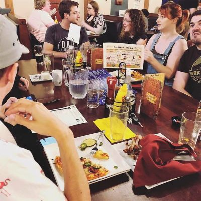A University Food Tour in UpTown Waterloo