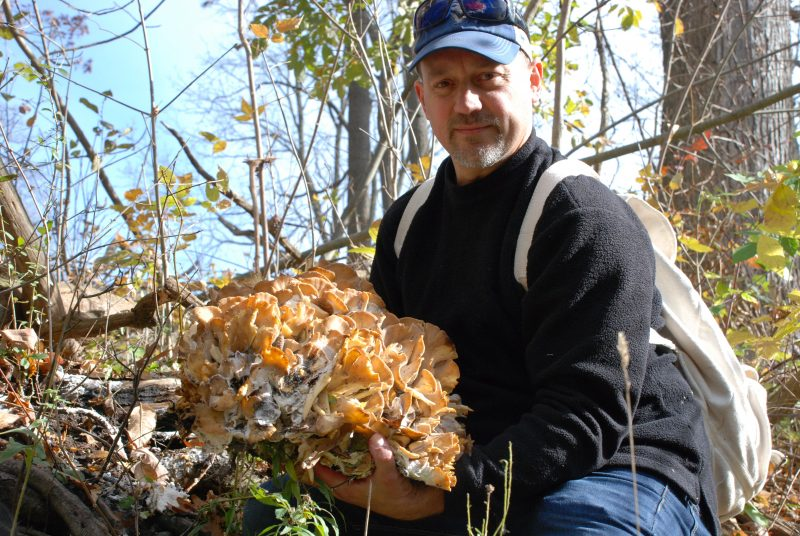 Conestoga College, culinary arts, foraging