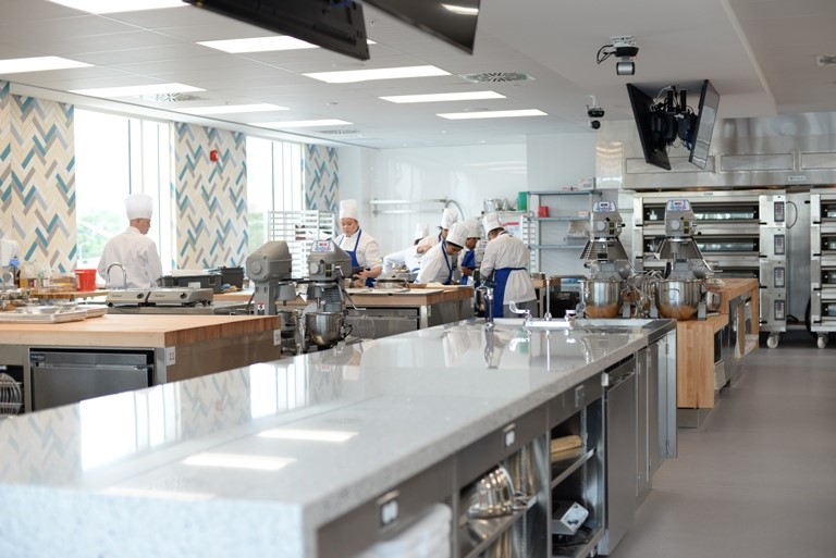Things are Cooking at the New Conestoga College Waterloo Campus