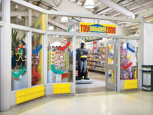 Toy Building Zone