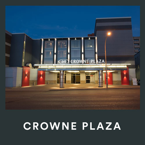 Crowne Plaza Kitchener - True North Conference Hotel