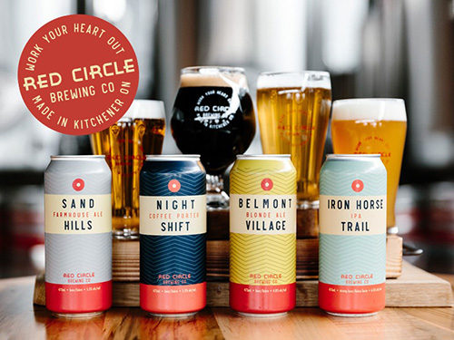 Red Circle Brewing Co.