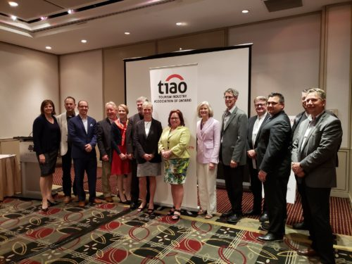 Explore Waterloo Region CEO named the Chair of TIAO Board of Directors' Executive Committee