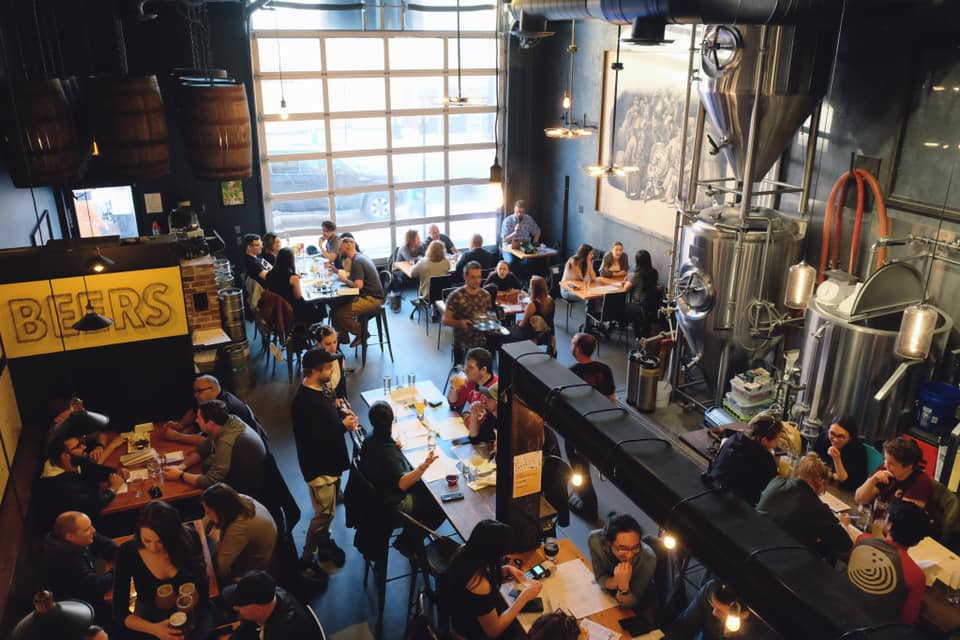 brewpubs waterloo, craft beer waterloo, Abe Erb, food and drink, venues waterloo