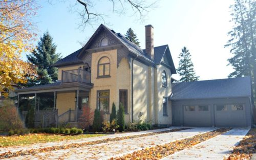 Restored Victorian Home in Elmira the Subject of a TV Competition