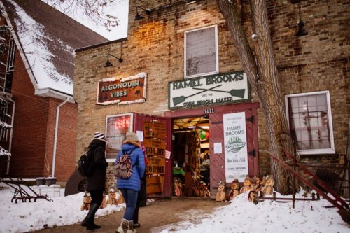 Antiques, Afternoon Strolls and comfy Accommodations: Relax with a Winter Weekend in St. Jacobs