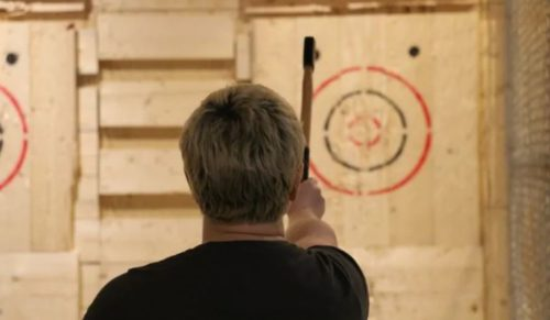 Axe throwing Canadian Open to be held in Waterloo