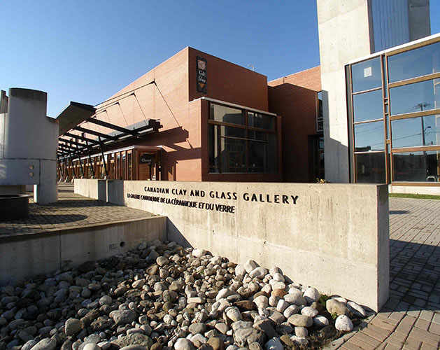 Canadian Clay and Glass Gallery