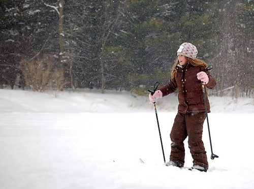 GRCA to keep some parks open for limited winter use