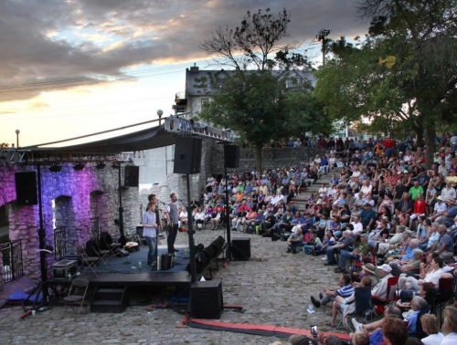 The Mill Race Festival of Traditional Folk Music Celebrates 25 years
