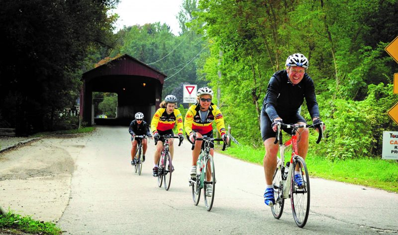 Pedalling Through Waterloo Region Can Be Competitive or Relaxing