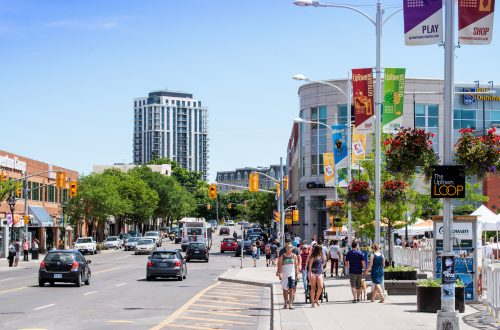 Welcome (Back) to UpTown Waterloo!