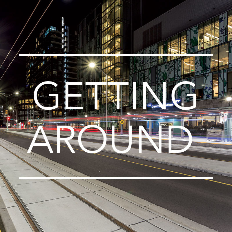 Getting Around Waterloo Region - Travel Trade and Group Travel Transportation