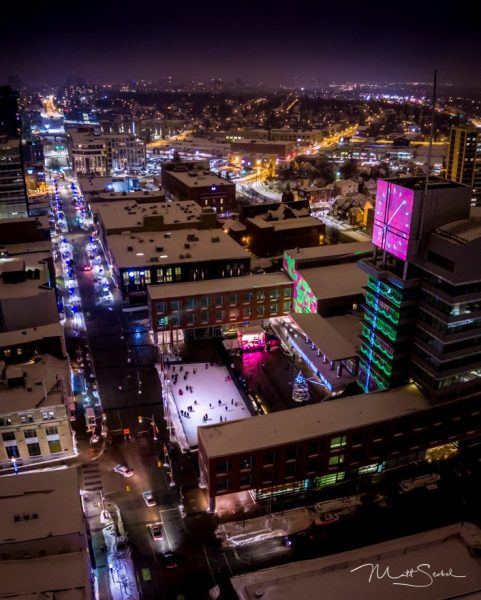Kitchener, New Year's Eve, things to do