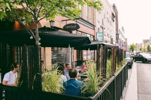 Kitchener allowing patios 'as long as possible' as winter approaches