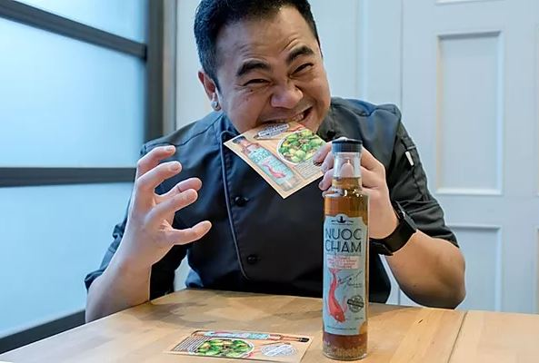 Chef Thompson Tran of The Wooden Boat Food Co. is featured in Culinary Tourism Alliance Kitchen Party series