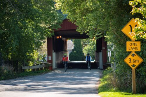 A Perfect Mix: the Ontario by Bike Waterloo Guelph Explorer