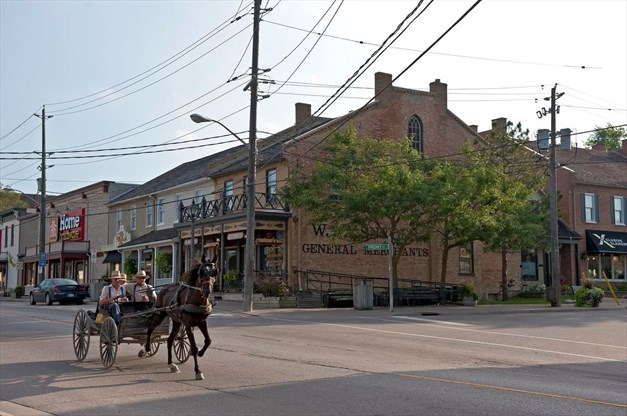 Shopping in St. Jacobs: an enjoyable day trip out of the city